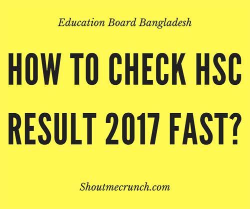 HSC-Result-2017-Fast