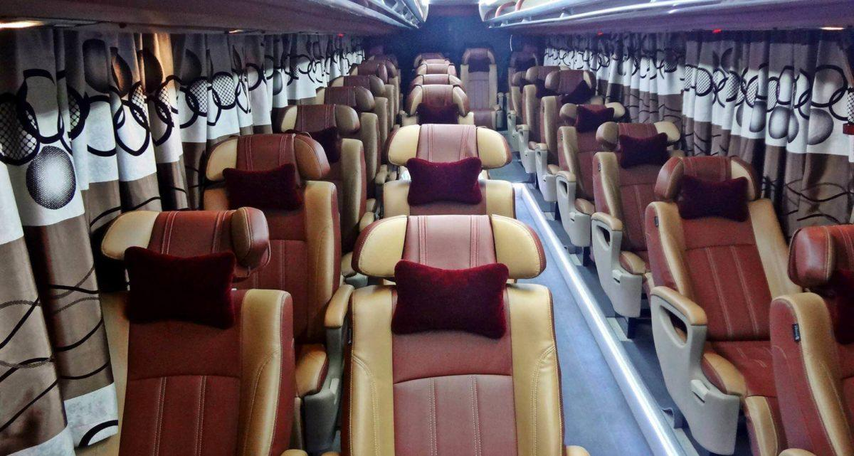 Nabil Scania Inner View