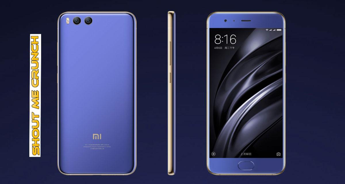 Xiaomi Finally Revealed its Latest Flagship Smartphones – Mi6 and Mi6 Plus