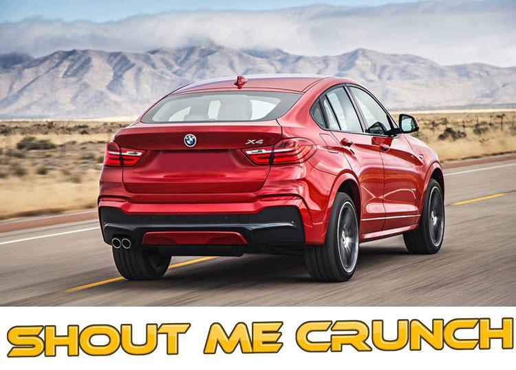 BMW-X4-Rare