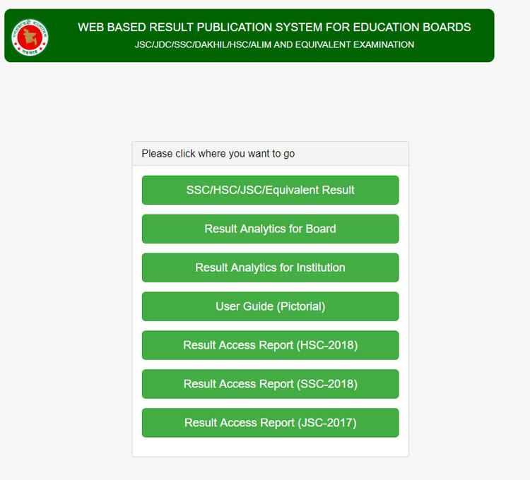 SSC Result 2019 With Full Marksheet [Updated Link]