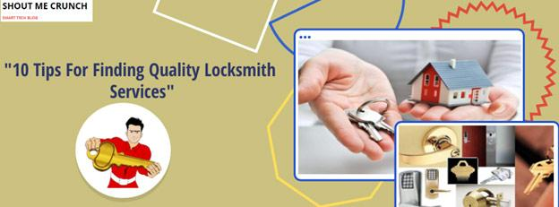 Quality-Locksmith-Service