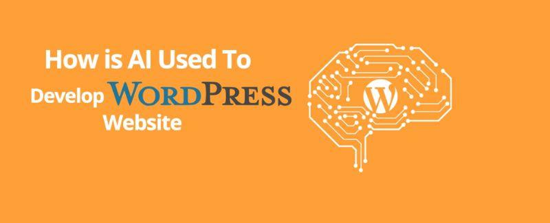 AI to Develop WordPress Website