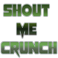 Shout Me Crunch Logo