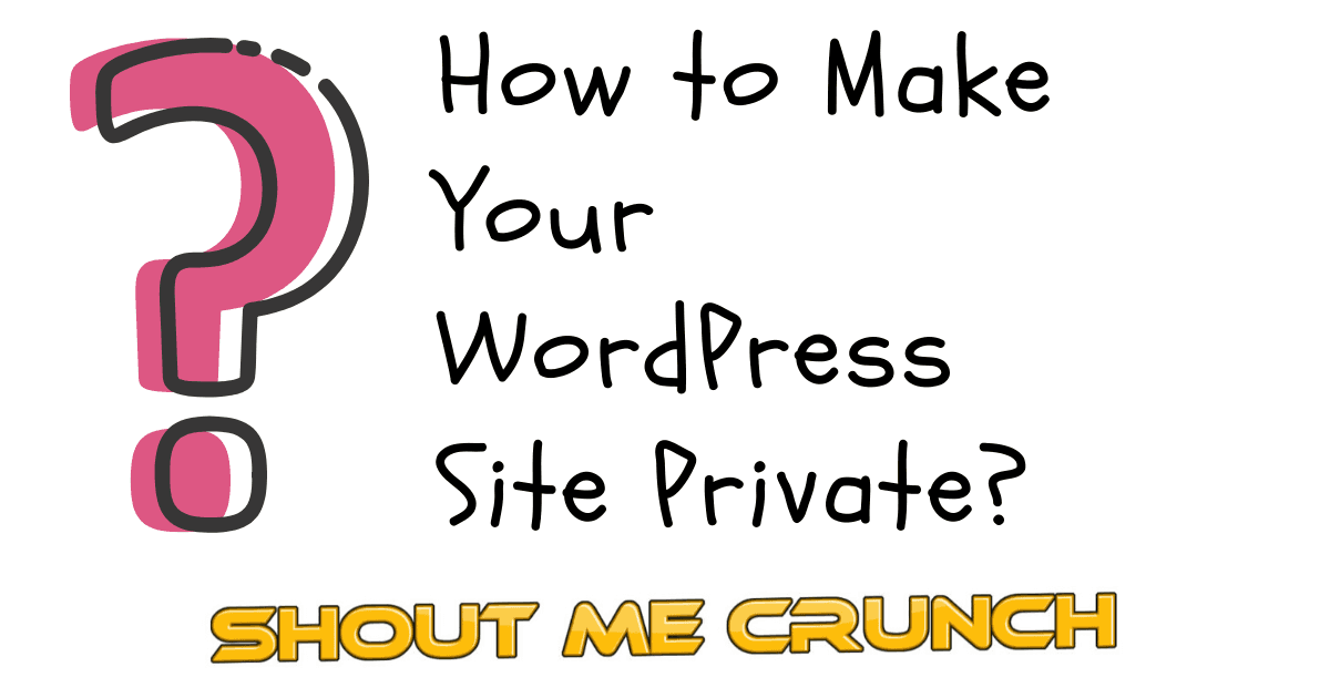WordPress Private