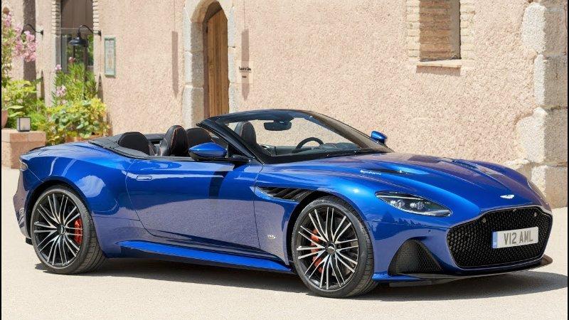 2020 Aston Martin