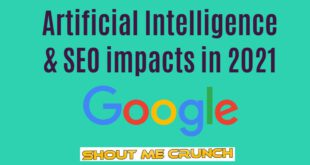 Artificial Intelligence & SEO impacts in 2021