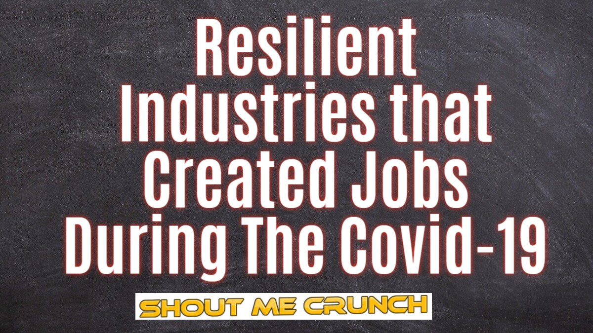 Resilient Industries that Created Jobs During The Covid-19