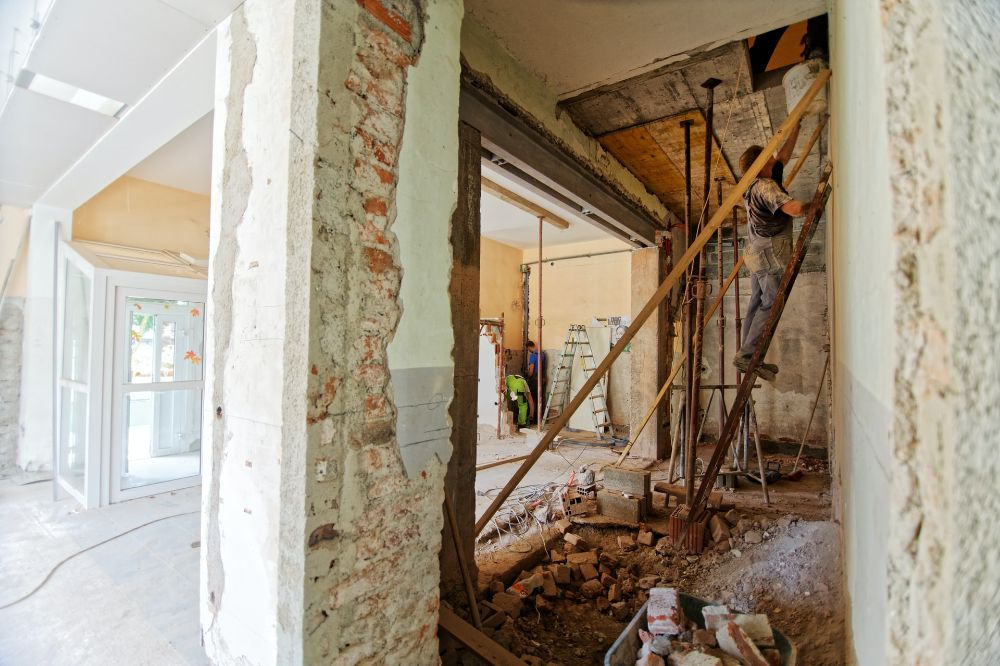 renovate old home
