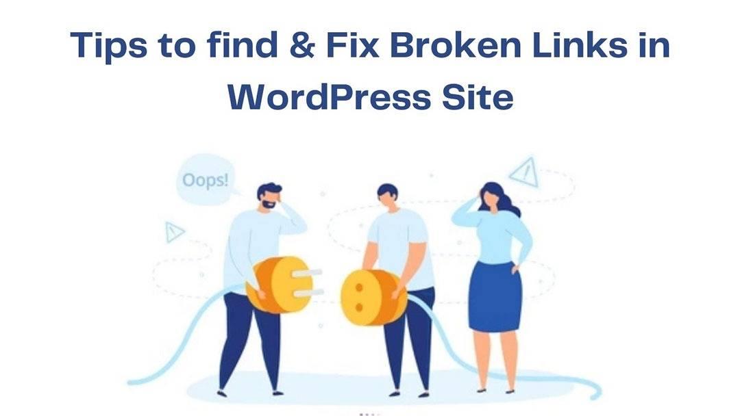 WordPress-broken-link